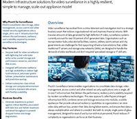 Pivot3 Application Brief: Video Surveillance