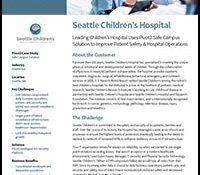 Pivot3 Case Study: Seattle Children's Hospital