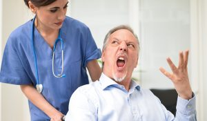 Reducing Disruptive and Violent Behaviors in Healthcare