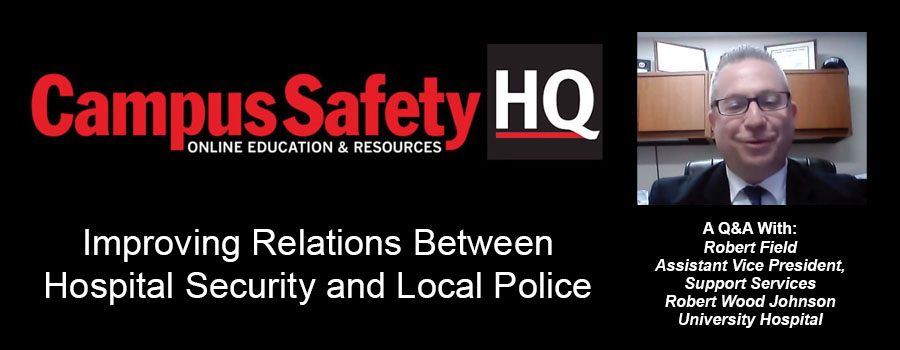 Improving Relations Between Hospital Security and Local Police