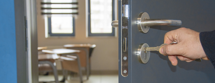 Considerations for School Visitor Access Control and Monitoring