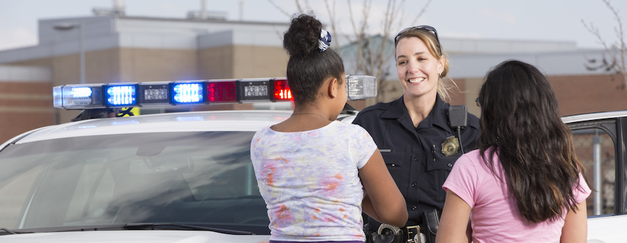 Redefining the Role of Law Enforcement in School Safety